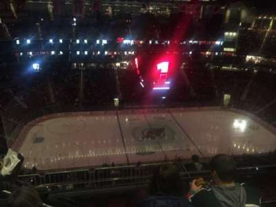 Prudential Center, section: 211, row: 4, seat: 15