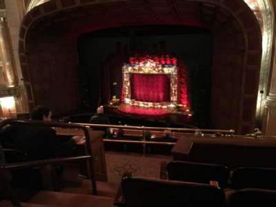 Benedum Center section 1st Tier (Balcony) Right