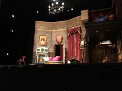 Lyceum Theatre (Broadway) section ORCHO