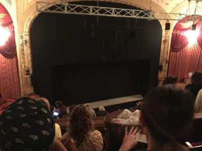 Bernard B. Jacobs Theatre section Mezzanine L