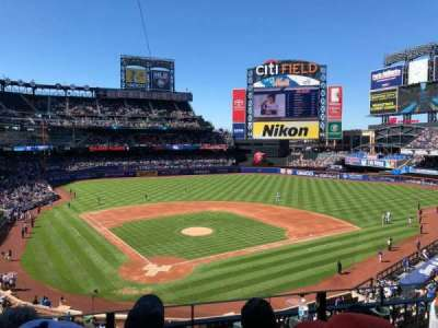 Citi Field, section: 317, row: 3, seat: 9