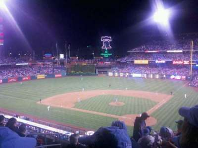 Citizens bank park  section 224