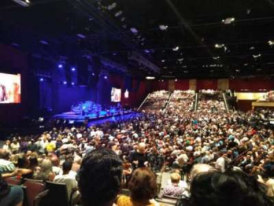 Hard Rock Live at Etess Arena section 212