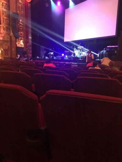 Kings Theatre (Brooklyn), section: 3, row: K, seat: 22