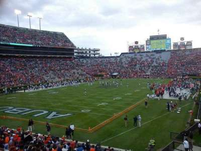 Jordan-Hare Stadium, section: 43, row: 46, seat: 11