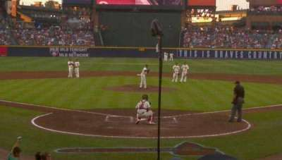 Turner Field section 102r