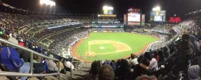 Citi Field, section: 509, row: 8, seat: 1