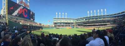 Progressive Field, section: 175, row: L, seat: 9