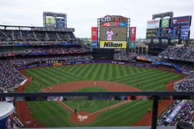 Citi Field section 513