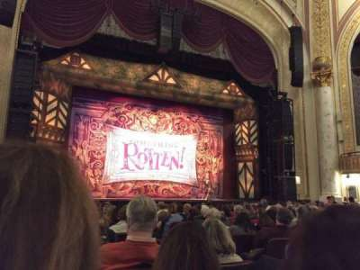 Proctor's Theatre, section: Orch Ctr Lft, row: E, seat: 5