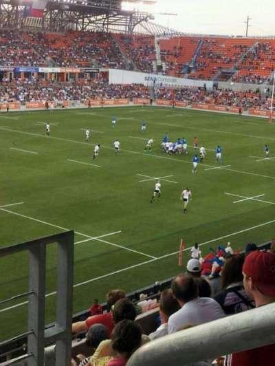 BBVA Compass Stadium section 230