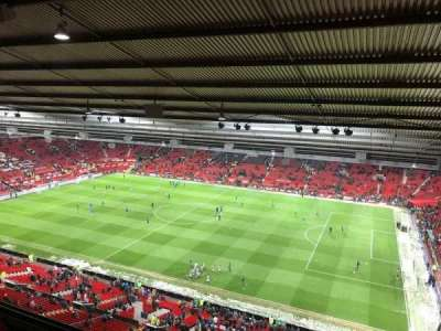 Old Trafford, section: N4408, row: 3, seat: 24