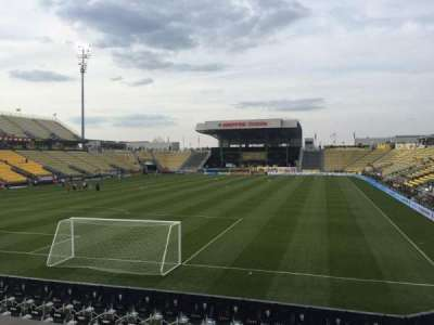 Mapfre Stadium section 113
