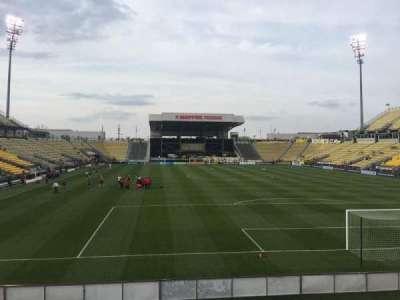 Mapfre Stadium, section: 117, row: 14, seat: 20