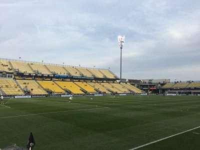 Mapfre Stadium section 131