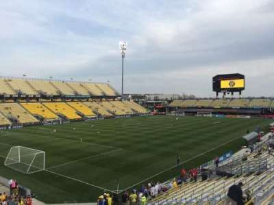 Mapfre Stadium, section: 132, row: 24, seat: 30