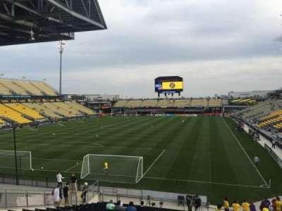 Mapfre Stadium section 134