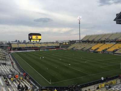 Mapfre Stadium, section: 142, row: 24, seat: 38