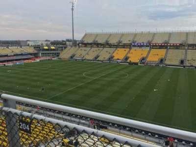 Mapfre Stadium section 204