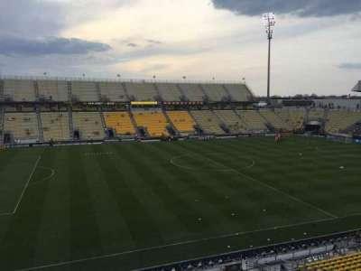 Mapfre Stadium section 209