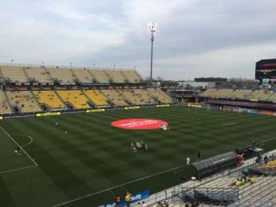 Mapfre Stadium, section: 230, row: 1, seat: 13