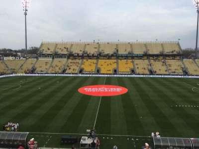 Mapfre Stadium section 225