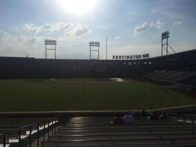 Huntington Park, section: 27, row: 18, seat: 14