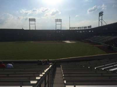 Huntington Park, section: 27, row: 17, seat: 14