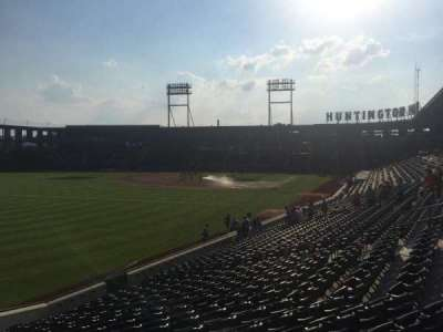 Huntington Park, section: 25, row: T, seat: 17
