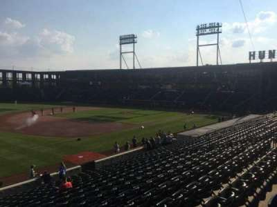 Huntington Park, section: 22, row: T, seat: 17