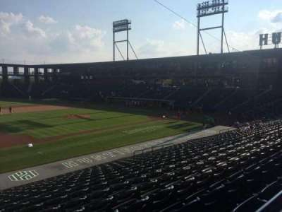 Huntington Park, section: 20, row: T, seat: 17
