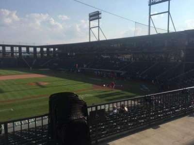 Huntington Park, section: 17, row: T, seat: 17