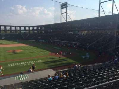 Huntington Park, section: 16, row: T, seat: 15