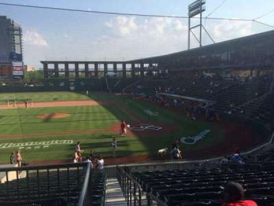 Huntington Park, section: 15, row: T, seat: 18