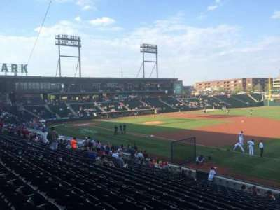 Huntington Park, section: 4, row: T, seat: 17