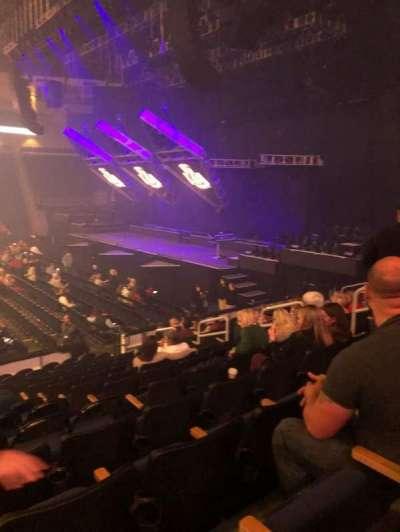 Infinite Energy Arena section 106