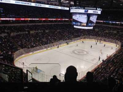 Bell MTS Place, section: 325, row: 4, seat: 15