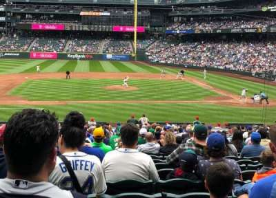 T-Mobile Park, section: 137, row: 31, seat: 10