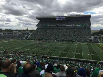 Mosaic Stadium, section: 23, row: 49, seat: 21