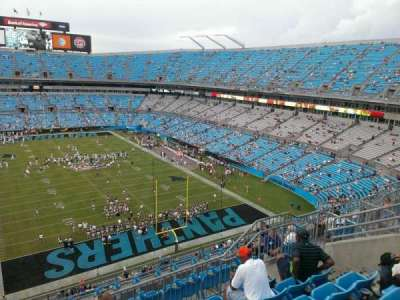 Bank of America Stadium section 530