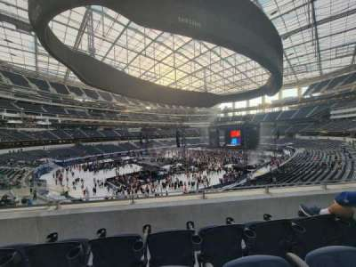 SoFi Stadium, section: 239, row: 3, seat: 11
