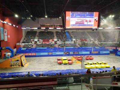 Bert Ogden Arena section 201