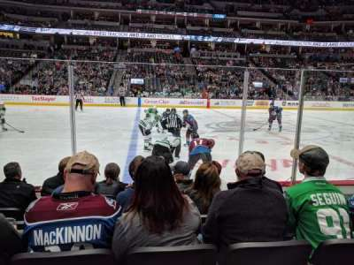 Pepsi Center section 126