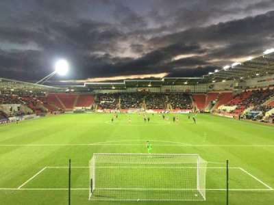 New York Stadium, section: NS4, row: J, seat: 84