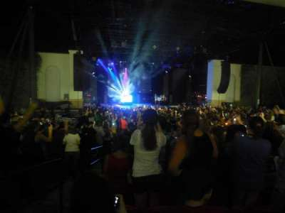 St. Augustine Amphitheatre, section: 202, row: O, seat: 138