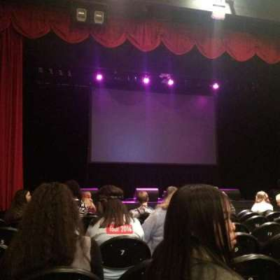 Ponte Vedra Concert Hall, row: H, seat: 6