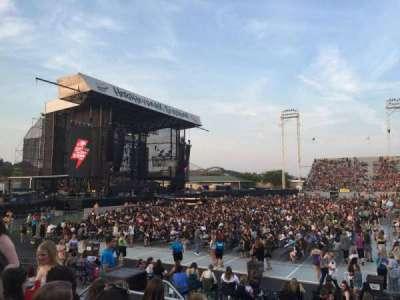 Hershey Park Stadium, section: 7, row: L, seat: 26