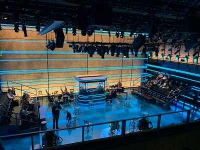 Laura Pels Theatre, section: MEZZ, row: BB, seat: 2