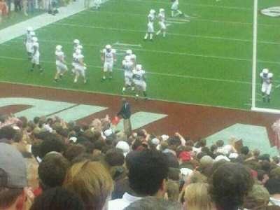 Bryant-Denny Stadium section S-4