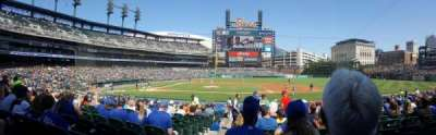 Comerica Park, section: 221, row: 26, seat: 26